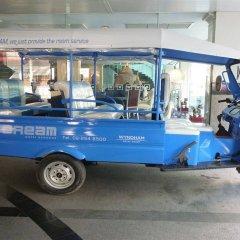 Отель Dream Bangkok городской автобус