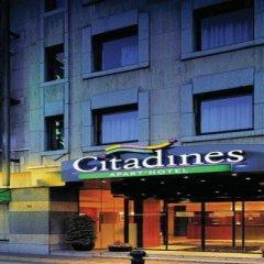 Отель Citadines Toison d'Or Brussels Бельгия, Брюссель - 3 отзыва об отеле, цены и фото номеров - забронировать отель Citadines Toison d'Or Brussels онлайн фото 3