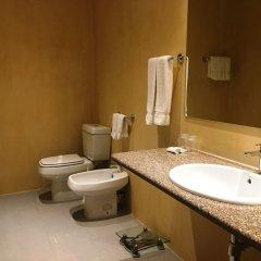 Отель MIRAPARQUE Лиссабон ванная