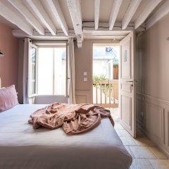 Отель Hôtel Monsieur Saintonge комната для гостей