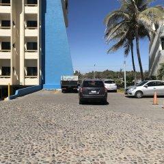 Olas Altas Inn Hotel & Spa парковка