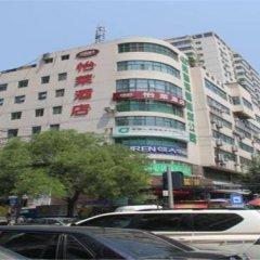 Отель Elan Xi'An Guanzheng Street парковка