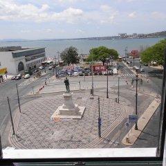 Отель Pensao Duque da Terceira - Guesthouse балкон