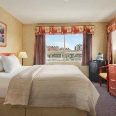 Отель Days Inn Vancouver Airport Канада, Ричмонд - отзывы, цены и фото номеров - забронировать отель Days Inn Vancouver Airport онлайн комната для гостей фото 3