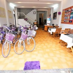 Отель Purple Garden Homestay питание фото 2