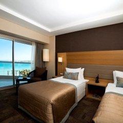 Boyalik Beach Hotel & Spa Чешме комната для гостей фото 9