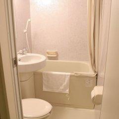Takasaki Ekimae Plaza Hotel Томиока ванная фото 2