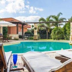 Отель Villa Augusta Лечче бассейн фото 2