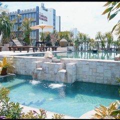 The Siam Heritage Hotel бассейн