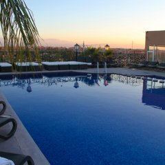 Отель Imperial Plaza Hotel Марокко, Марракеш - 2 отзыва об отеле, цены и фото номеров - забронировать отель Imperial Plaza Hotel онлайн бассейн фото 2