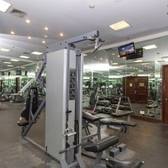 Отель Gran фитнесс-зал фото 2