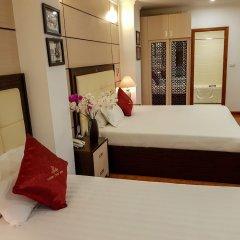 Отель Golden Cyclo Ханой комната для гостей фото 3
