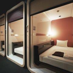 Отель First Cabin Akihabara Япония, Токио - отзывы, цены и фото номеров - забронировать отель First Cabin Akihabara онлайн комната для гостей фото 2