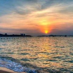 Отель Nantra Cozy Pattaya пляж