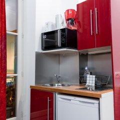 Апартаменты Studio Petit Pompidou Париж в номере