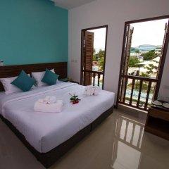 Отель BS Airport at Phuket Таиланд, Пхукет - отзывы, цены и фото номеров - забронировать отель BS Airport at Phuket онлайн балкон