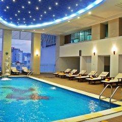 Green World Hotel Nha Trang Нячанг бассейн