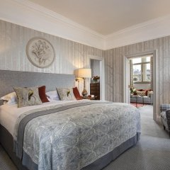 The Balmoral Hotel комната для гостей