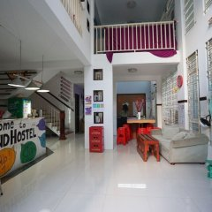 DaBlend Hostel развлечения