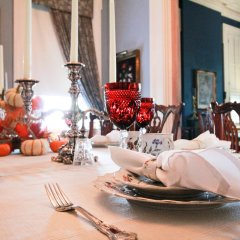 Отель Duff Green Mansion питание