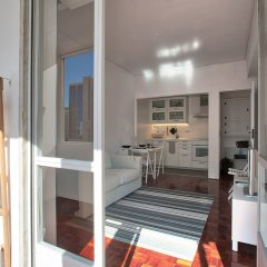 Отель Portuguese Living Columbano Executive балкон