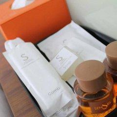S Box Sukhumvit Hotel ванная фото 2