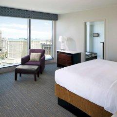 Отель Elara by Hilton Grand Vacations - Center Strip США, Лас-Вегас - 8 отзывов об отеле, цены и фото номеров - забронировать отель Elara by Hilton Grand Vacations - Center Strip онлайн комната для гостей фото 11