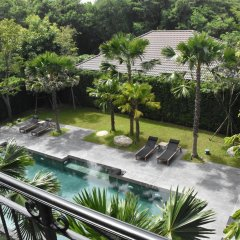 Отель The Sala Pattaya Паттайя балкон