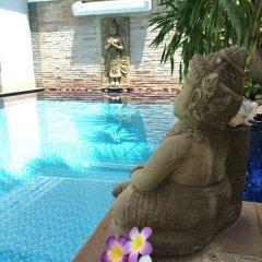 Отель Inaya Pool Villa Rawai спортивное сооружение
