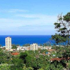 Отель Kanita Resort And Camping пляж