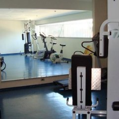 Olavo Bilac Hotel фитнесс-зал фото 2