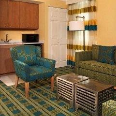 Sheraton Virginia Beach Oceanfront Hotel комната для гостей фото 2