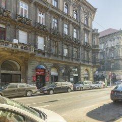 Апартаменты Vanilla Apartment парковка