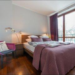 Отель P&O Apartments Mazowiecka Польша, Варшава - отзывы, цены и фото номеров - забронировать отель P&O Apartments Mazowiecka онлайн комната для гостей фото 5