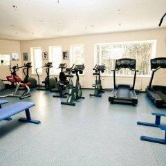 Amber Spa Boutique Hotel фитнесс-зал фото 4