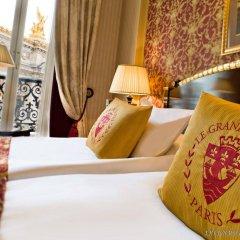Отель Intercontinental Paris-Le Grand Париж в номере