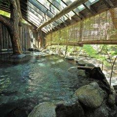 Отель Kutsurogijuku Shintaki Япония, Айдзувакамацу - отзывы, цены и фото номеров - забронировать отель Kutsurogijuku Shintaki онлайн бассейн