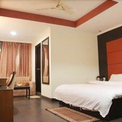 Отель Chirag Residency Индия, Нью-Дели - отзывы, цены и фото номеров - забронировать отель Chirag Residency онлайн комната для гостей фото 3