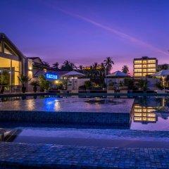 Queenco Hotel & Casino бассейн