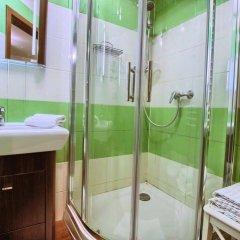 Отель ZAKOkrupówki Польша, Закопане - отзывы, цены и фото номеров - забронировать отель ZAKOkrupówki онлайн ванная