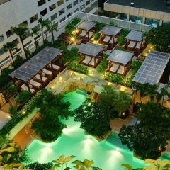 Отель Dusit Suites Hotel Ratchadamri, Bangkok Таиланд, Бангкок - 1 отзыв об отеле, цены и фото номеров - забронировать отель Dusit Suites Hotel Ratchadamri, Bangkok онлайн с домашними животными