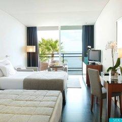 Отель Vidamar Resort Madeira - Half Board Only Португалия, Фуншал - отзывы, цены и фото номеров - забронировать отель Vidamar Resort Madeira - Half Board Only онлайн комната для гостей фото 5