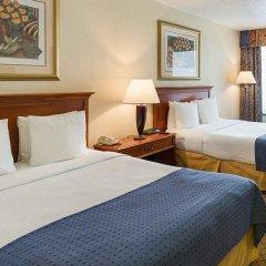 Отель Clarion Inn I-10 East at Beltway комната для гостей фото 3