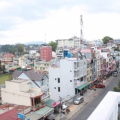 Nguyen Anh Hotel - Bui Thi Xuan Далат балкон