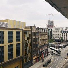 Апартаменты Renovated Apartment In Antwerp Антверпен балкон