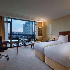 Hilton Istanbul Bosphorus Турция, Стамбул - 5 отзывов об отеле, цены и фото номеров - забронировать отель Hilton Istanbul Bosphorus онлайн комната для гостей фото 2
