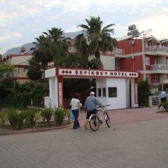 Sefik Bey Hotel с домашними животными
