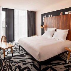 Отель Mama Shelter Belgrade Сербия, Белград - отзывы, цены и фото номеров - забронировать отель Mama Shelter Belgrade онлайн комната для гостей фото 3