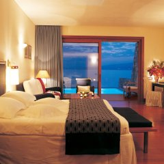 Отель Grand Resort Lagonissi комната для гостей фото 4