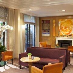 Отель Garden Elysee Париж интерьер отеля фото 3